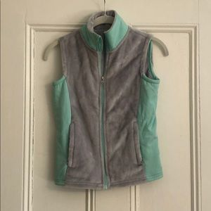 Fleece champion vest- no tags but never worn